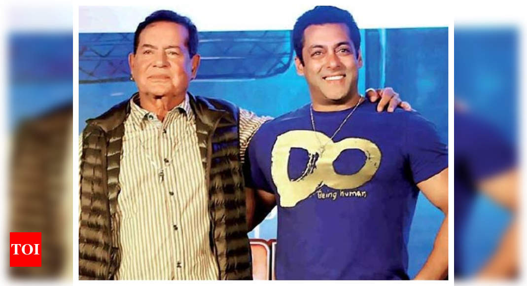 Did you know once Salim Khan took Salman Khan's punishment upon himself and stood outside his classroom? | Hindi Movie News