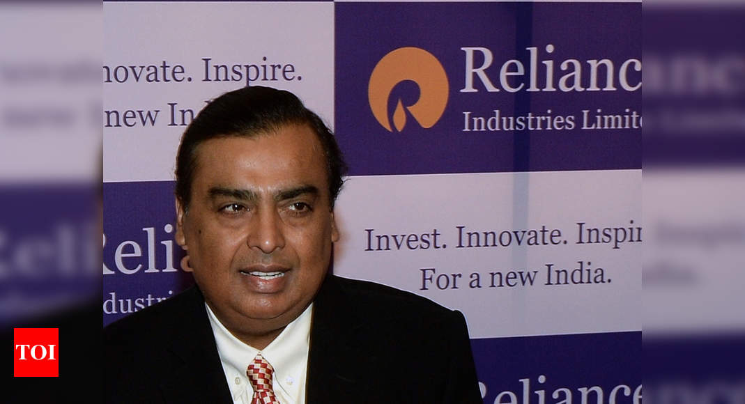 RIL Market Cap: RIL becomes 1st Indian co to hit $200 billion mcap | India Business News