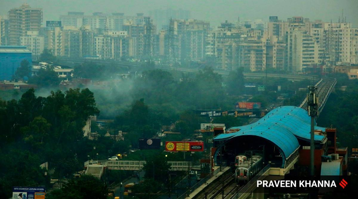 Is there a link between air pollution and COPD?