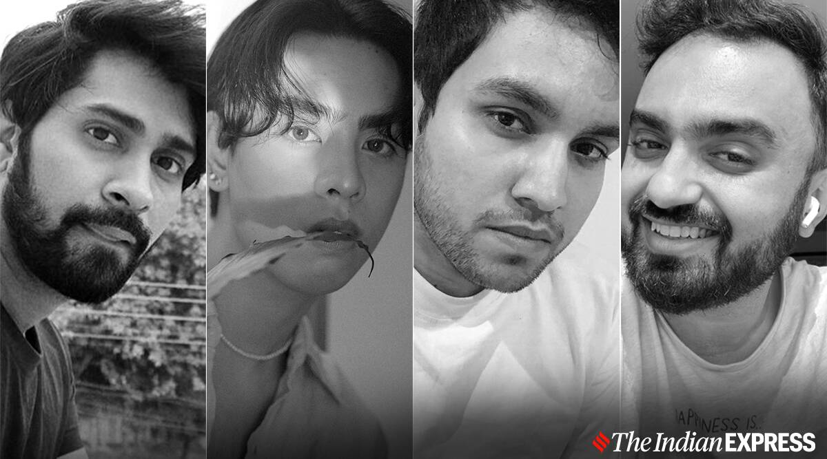 These four male social media influencers are challenging beauty stereotypes; here's how