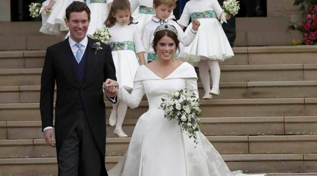 Princess Eugenie moves into Prince Harry-Meghan's previous UK residence