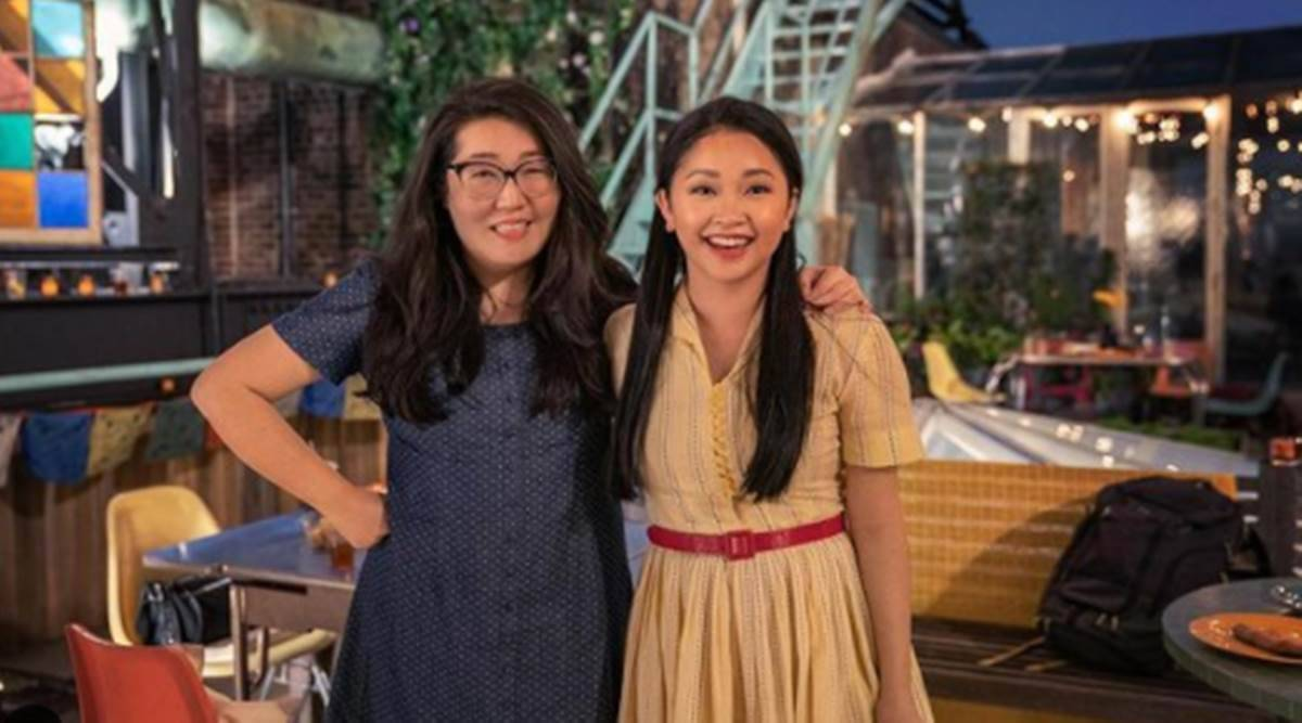 'To All the Boys' author Jenny Han admits she sees a lot of herself in Lara Jean's character