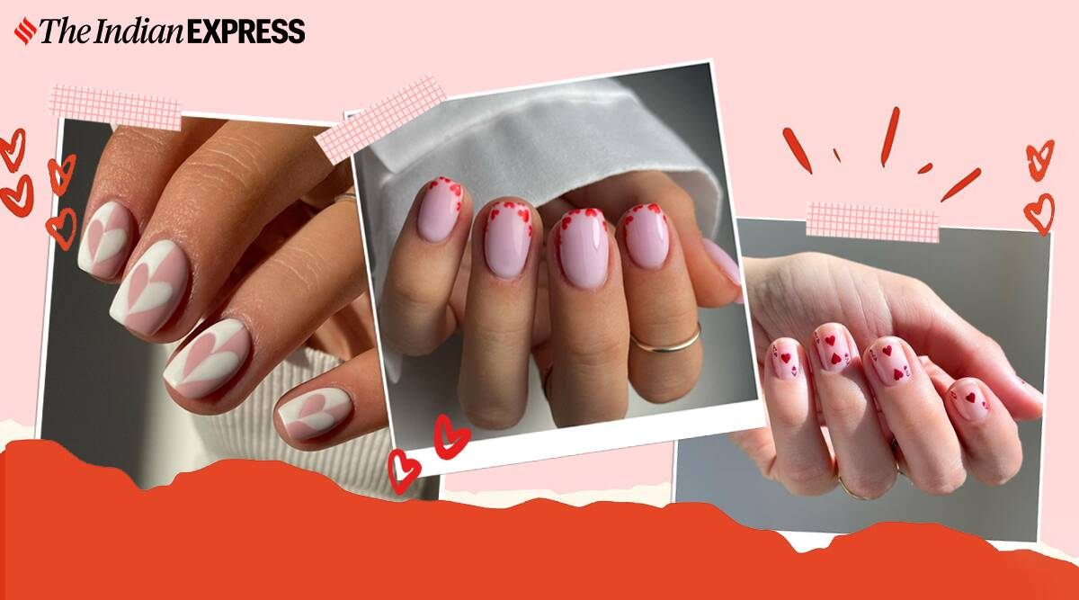 Valentine's Day 2021: Looking for cute nail art ideas? We've got you covered