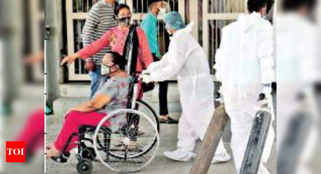Ahmedabad: Oxygen low, but 8 hospitals show Covid courage | Ahmedabad News