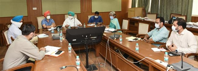 Dedicated IT cell will set up in collaboration with Directorate G