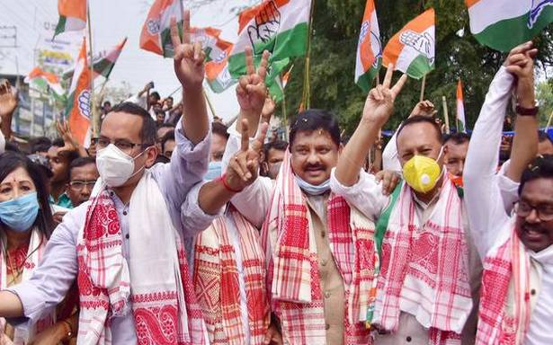 Assam Assembly Elections 2021   Regional front could have been factor in loss of Congress, allies