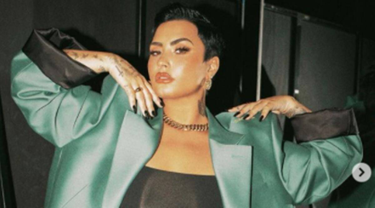 Demi Lovato says their family has been doing an 'incredible job' of using 'they/them' pronouns